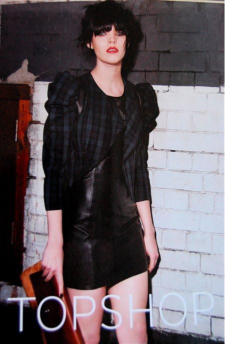 Combinar Cuero Un Of Fitrw Garment De Leather Vestido Cómo g5qXExCwT