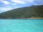 Doce azul do mar