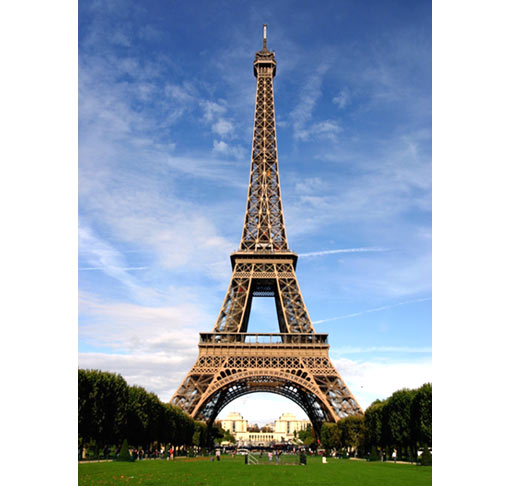 paris, the eifel tower