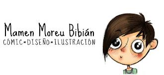 Mamen Moreu, visita su blogazo!