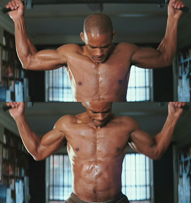 No Milk Please SideBar: Will Smith shirtless in I Am Legend