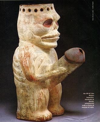 329 x 400 jpeg 58kB, LAS CULTURAS PREINCAICAS: FOTO: HUACO DE HOMBRE ...