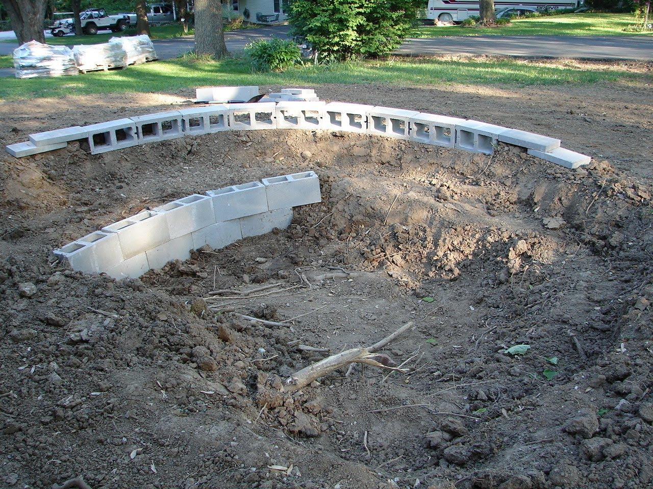 Gardenrambler pond progression photos for Bog filter design