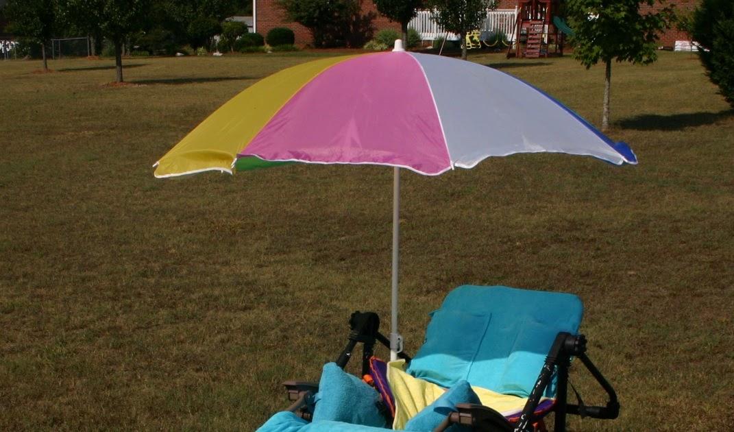 Uncommon Needs: DIY Beach Wheelchair