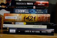 Libros para leer durante el verano 2009: The Odessa file, Post Mortem, etc.