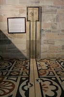 La meridiana del Duomo!!El mejor signo: Sagitario!!