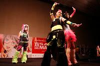 Desfile de moda de tribus urbanas japos made in Spain Kawaii