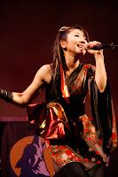 Concierto de la cantante Yuka