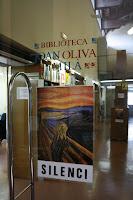 Biblioteca municipal Joan Oliva de Vilanova i la Geltrú