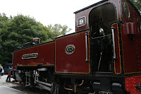 A train named Prince of Wales