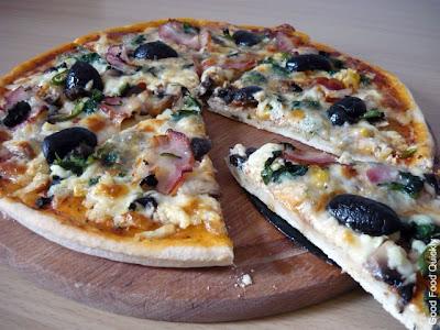 O alta pizza...