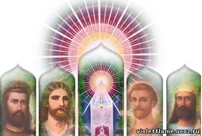 КАРТИНА НА БОЖЕСТВЕНОТО АЗ И ВЛАДИЦИТЕ