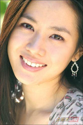 Son Ye jin Smile
