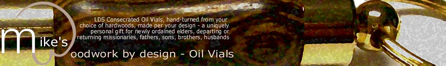Mike's Oil Vials By Design