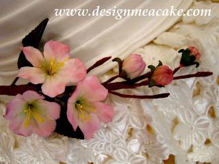 Gumpaste Blossoms