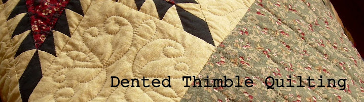 Dented Thimble Quilting