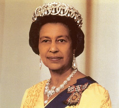 queen elizabeth younger. queen elizabeth ii young