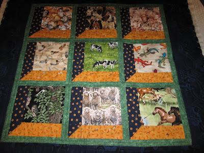 Animal Quilt Block Patterns 171 Free Knitting Patterns