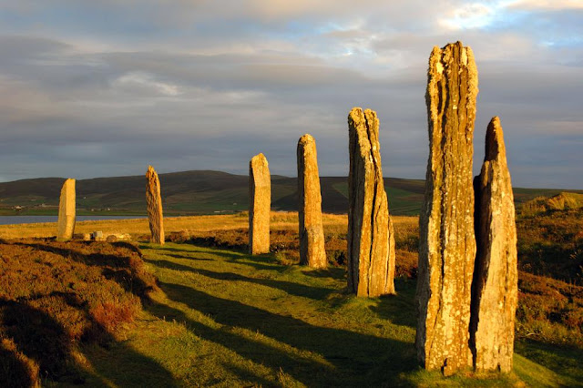 Древние камни Великобритании