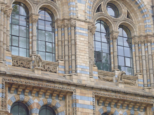 Natural History Museum в Лондоне