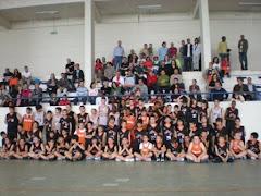 2º encontro de Atletas CBQ - 25/4/2009