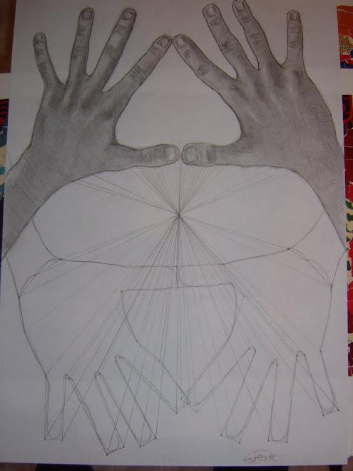 Ejemplo de simetria radial