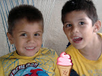 Eduart and Gabriel