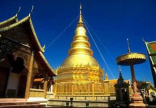 Wat Phra That Haripunchai (Lamphun)