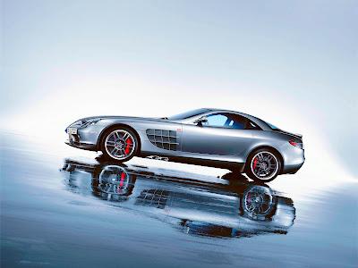 Mercedes Benz Slr Mclaren 722 Edition. Mercedes Benz SLR McLaren