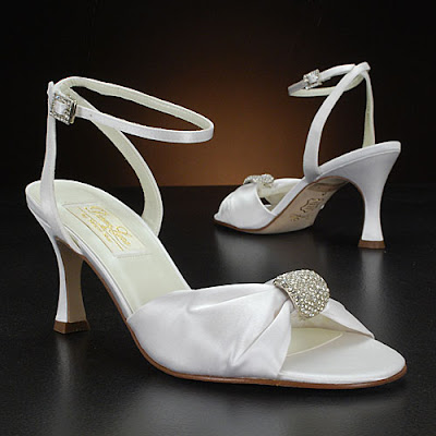 Wedding Shoes by Diane Lynn