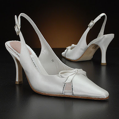 High Heels Wedding Shoes by Filippa Scott Annabelle