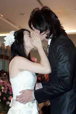 ISWAK II fake kiss