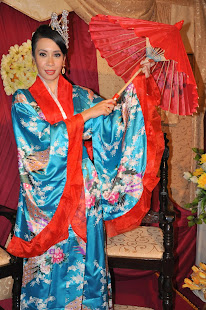 KOLEKSI BAJU KIMONO