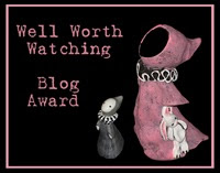 We Just Received Our First Blog Award!