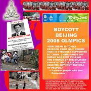 Boycott Beijing 2008