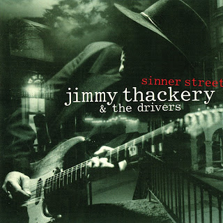 Jimmy Thackery - Sinner Street