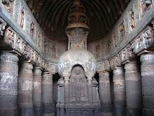 Ajanta stupa