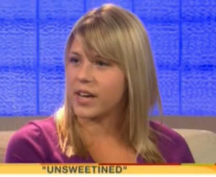'Full House' Star Jodie Sweetin Comes Clean About Her Drug Addiction On Today Show