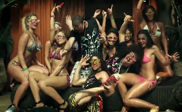 LMFAO Features Lil Jon-Shots