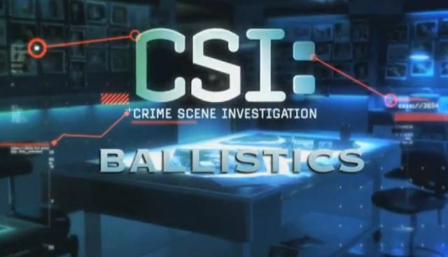 CSI: Crime Scene Investigation Virtual Lab Tour