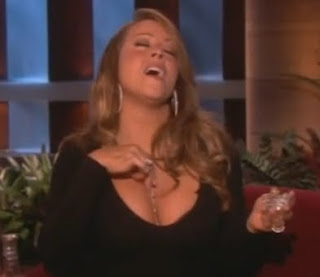 Mariah Carey's Sexy Interview On Ellen Degeneres Show 1