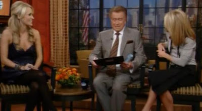 Carrie Underwood Interview & Performs 'Cowboy Casanova' On Regis & Kelly