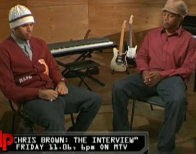 Chris Brown Is Confused About His Image: MTV News Interview