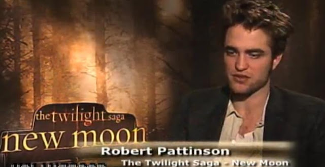 One On One Interview With Robert Pattinson About New Moon