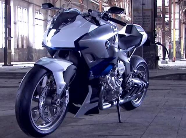 BMW Motorrad Concept 6 EICMA 2009