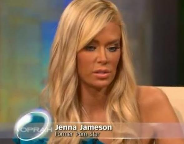 Jenna Jameson Opens Up On Oprah Winfrey Show