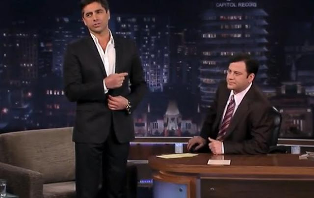 John Stamos Interview On Jimmy Kimmel Live