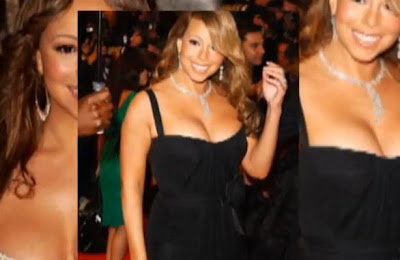 Mariah Carey's Glam Pics & New Movie Precious