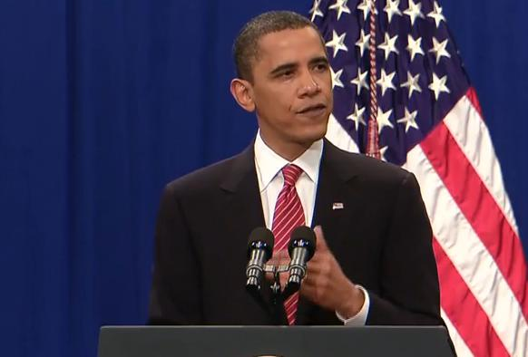 President Obama Speech On Afghanistan And Pakistan Forward