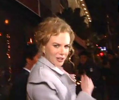 Nicole Kidman And Hot Celebs Sightings At West Hollywood 12-9-09
